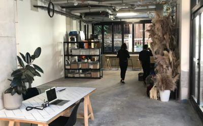 Liv 'Meanwhile Space' comes alive with pop-up maker hub