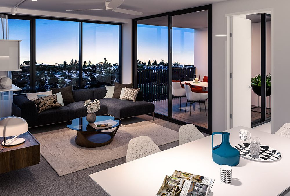 The smart features in Liv Apartments make your life more comfortable